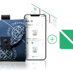 OKIPPAバッグ、アプリ